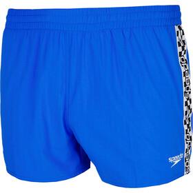 """speedo Retro 13"""" shorts Herrer, bondi blue"""